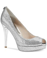 Silver Pumps: Shop for Silver Pumps at Macy's