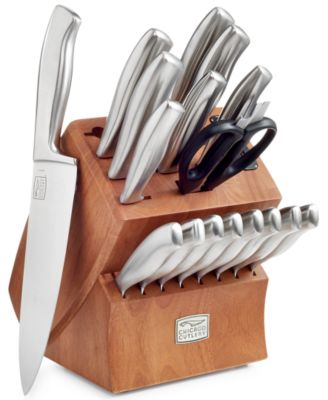 Chicago Cutlery Insignia Cafe 18-Pc. Cutlery Set, Only at Macy's