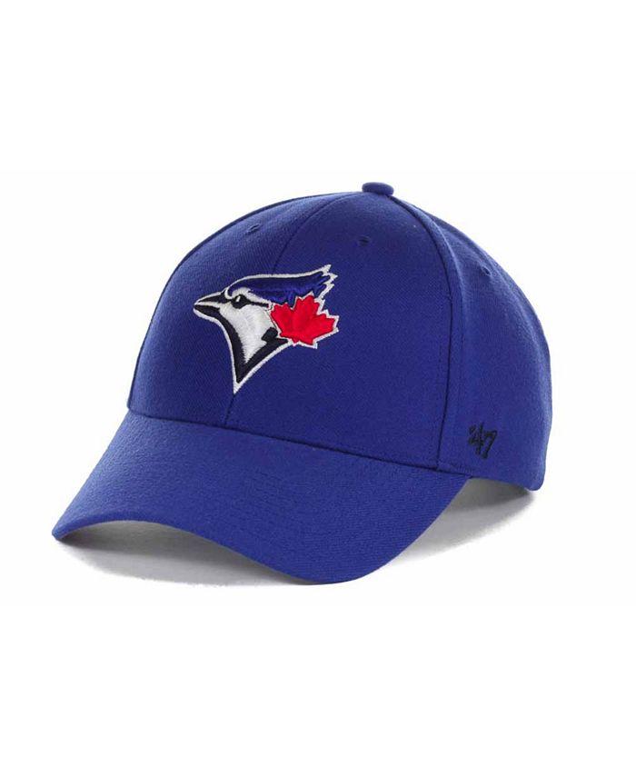 '47 Brand - Toronto Blue Jays MVP Curved Cap