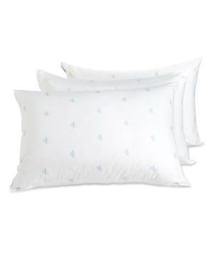 "Lauren by Ralph Lauren Bedding, Logo Medium 20"" x 28"" Jumbo Pillow Bedding"