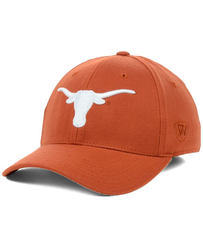 Top of the World - Texas Longhorns Memory-Fit PC Cap