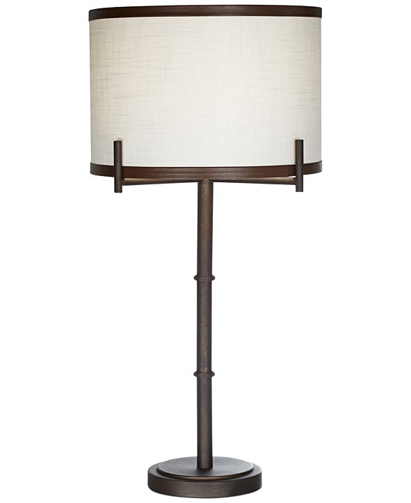 Kathy Ireland Pacific Coast Soledad Table Lamp, Created for Macy's