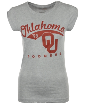 camp david women 39 s oklahoma sooners graphic t shirt dealtrend. Black Bedroom Furniture Sets. Home Design Ideas
