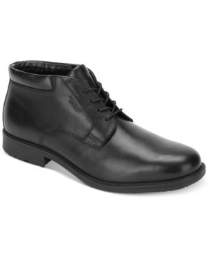 Rockport Essential Details Waterproof Chukka Boots Men's Shoes