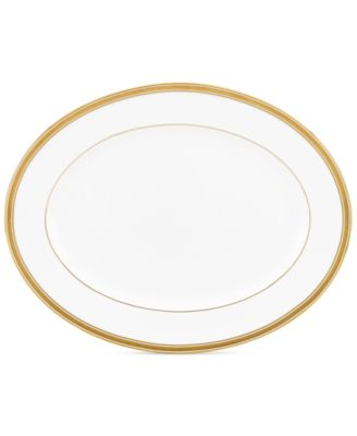 kate spade new york Oxford Place Platter