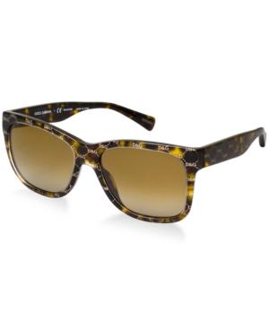 Dolce & Gabbana Sunglasses, Dolce and Gabbana DG4158PP