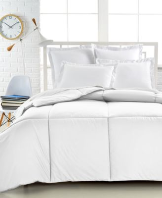 CLOSEOUT! Charter Club Superluxe Down Alternative King Comforter, Only at Macy's