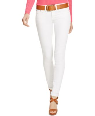 White Skinny Jeans: Shop for White Skinny Jeans at Macy's