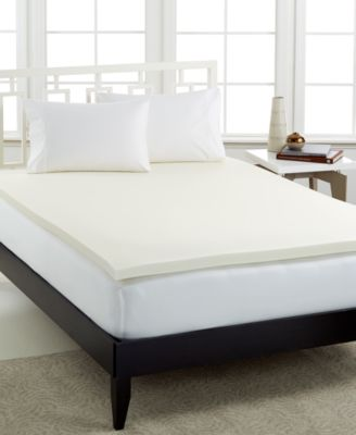 "CLOSEOUT! Sealy 2"" Memory Foam Twin Mattress Topper"
