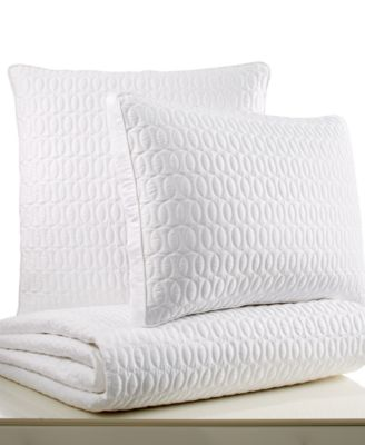 Hotel Collection 800 Thread Count Egyptian Cotton King Coverlet
