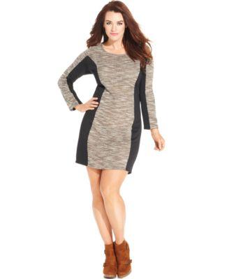 Junior Plus Size Dresses - Plus Size Dresses for Juniors - Macy's ...