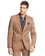 Khaki Blazer: Shop for a Khaki Blazer at Macy's