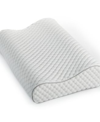 Dream Science by Martha Stewart Memory Foam Contour Pillow