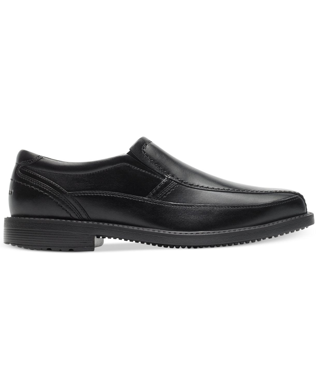 Rockport Men's Style Leader 2 Bike Toe Slip On & Reviews - All Men's Shoes - Men - Macy's