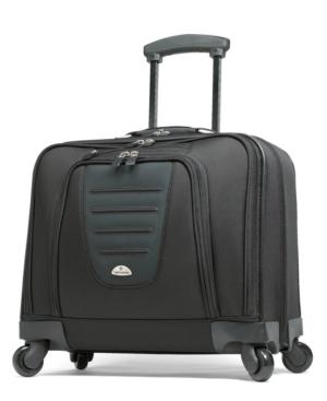 Samsonite Spinner Business Case, Laptop Friendly Mobile Office