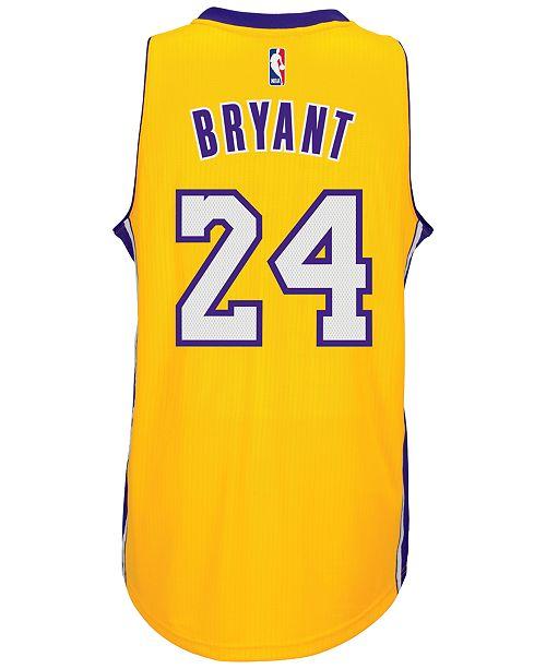 Adidas Men S Kobe Bryant Los Angeles Lakers Swingman Jersey Reviews Sports Fan Shop By Lids Men Macy S