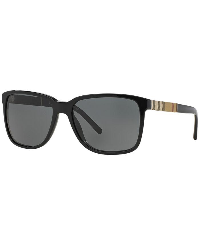 Burberry - Sunglasses, BURBERRY BE4181 58