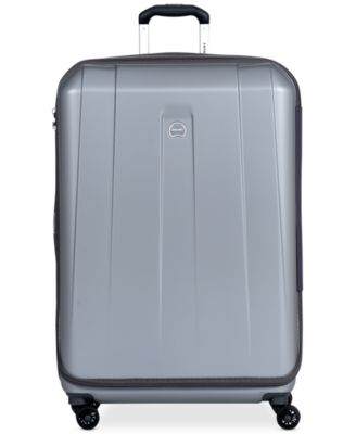 "Delsey Helium Shadow 3.0 29"" Expandable Hardside Spinner Suitcase, In Blue, a Macy's Exclusive Color"