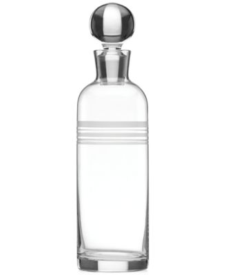 kate spade new york Library Stripe Decanter