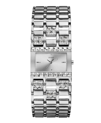 GUESS Watch, Women's Stainless Steel Bracelet G95484L