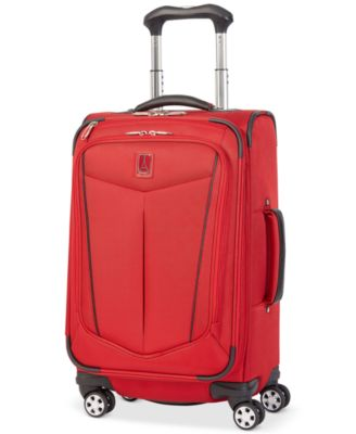 "CLOSEOUT! 60% Off Travelpro Nuance 21"" Carry On Expandable Spinner Suitcase, Only at Macy's"