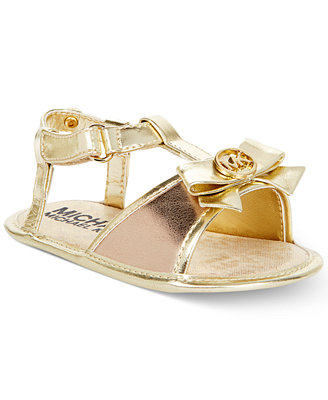 MICHAEL Michael Kors Baby Girls' Joy Kya Sandals