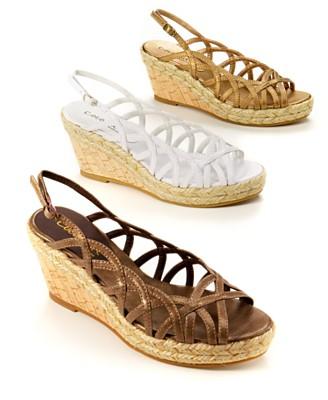Matisse Kate Wedge Sandal
