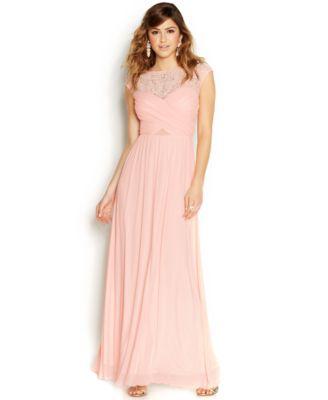 macy's dresses prom
