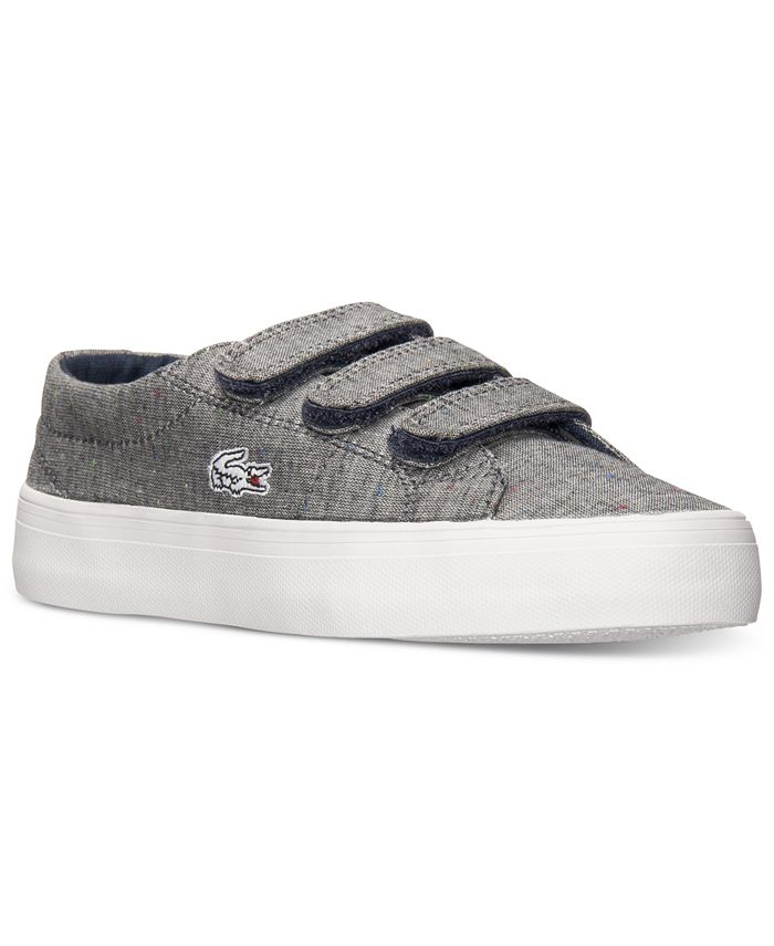 Lacoste - Little Boys' Marcel Chunky Casual Sneakers from Finish Line