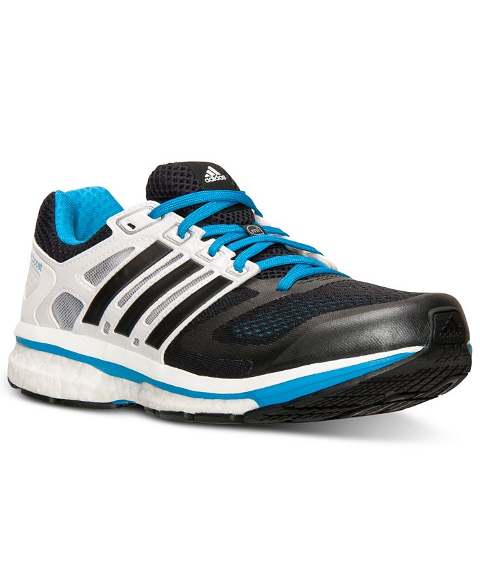 Exactitud Pino carga  adidas Men's Supernova Glide 6 Boost Running Sneakers from Finish Line &  Reviews - Finish Line Athletic Shoes - Men - Macy's