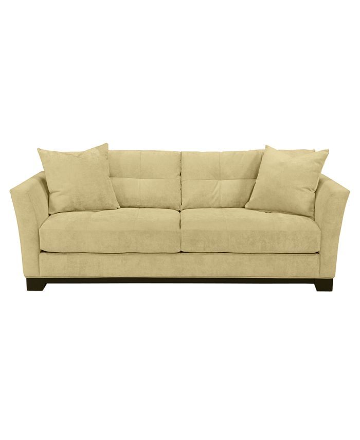 Furniture - Elliot Sofa, Queen Sleeper: Custom Colors