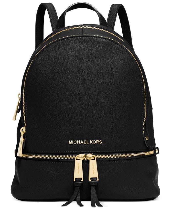 Michael Kors - Rhea Zip Small Backpack