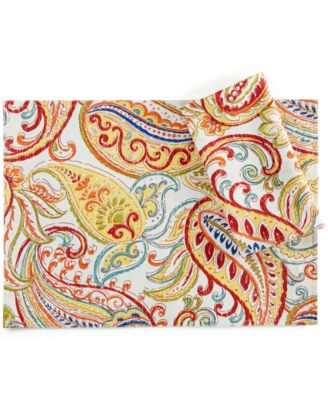 Fiesta Paisley Placemat