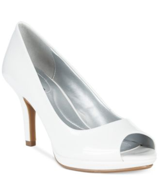 White Heels: Shop for White Heels at Macy's
