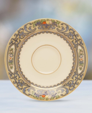 "Lenox ""Autumn"" After Dinner Saucer"