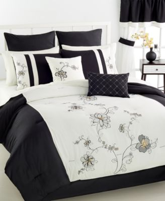 CLOSEOUT! Tallis 24-Pc. Queen Comforter Set
