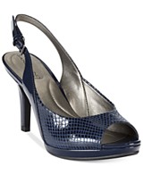 Navy Blue Pumps: Browse the hottest trends in Navy Blue Pumps at ...