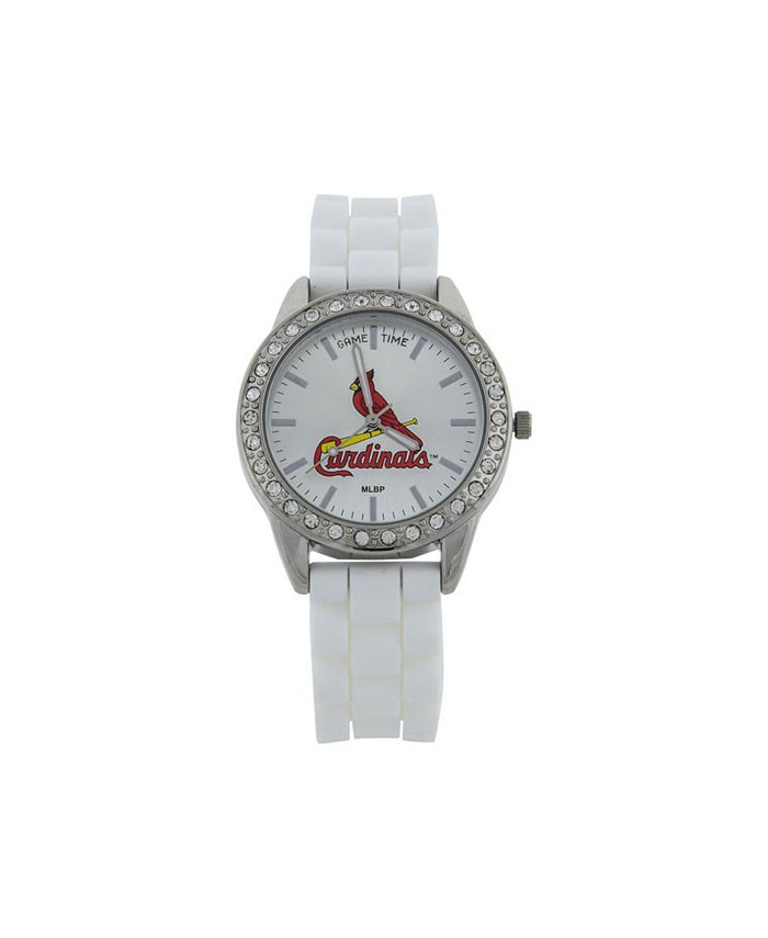 Game Time - Women's St. Louis Cardinals Frost Watch