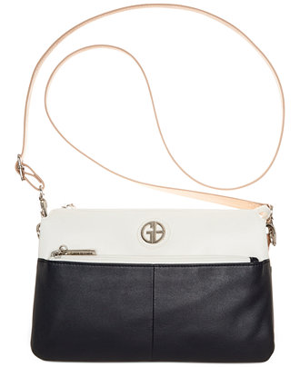 Giani Bernini Nappa Leather Crossbody