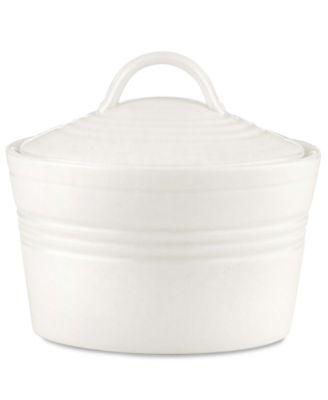 Lenox Dinnerware, Tin Can Alley Sugar Bowl