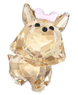 Swarovski Collectible Figurine, Dixie the Yorkshire Terrier
