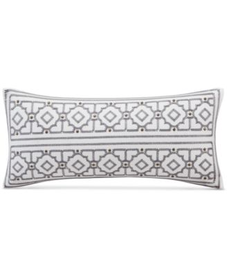 "Echo Dot Kat 10"" x 20"" Oblong Decorative Pillow"