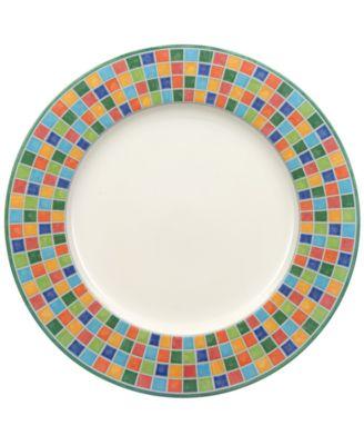 Villeroy & Boch Dinnerware, Twist Alea Buffet Plate, 12 in.