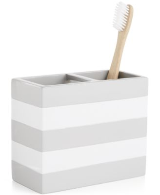 Kassatex Cabana Toothbrush Holder