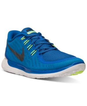 6e4d1c88ae7e UPC 886915266041 product image for Nike Men s Free 5.0 Running Sneakers  from Finish Line