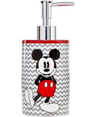 Mickey Chevron Lotion Pump