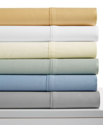 Brentford 450 Thread Count Egyptian Cotton Sateen 6-Pc King Sheet Set