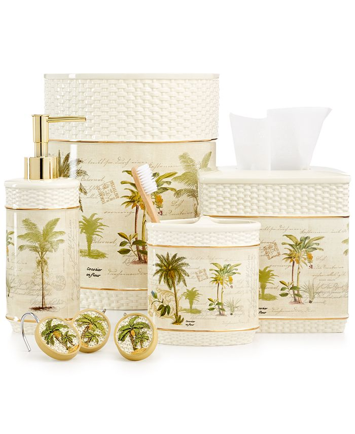 Avanti - Bathroom Accessories, Colony Palm