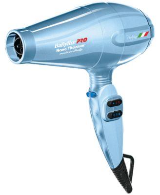BaBylissPro® Nano Titanium® 2000-WATT Portofino® Dryer BABNTB6610N
