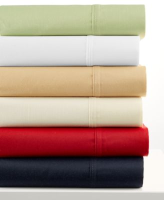 CLOSEOUT! Glenmore 320 Thread Count 6-Pc King Sheet Set